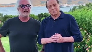 Briatore positivo, pochi giorni fa la visita da Berlusconi – Il Tempo