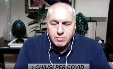 Aziende chiuse per rabbia Covid, Crusetto contro il governo: ci prendono in giro