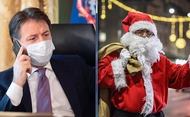 L'ultima di Conte: ora parla direttamente con Babbo Natale – Il Tempo