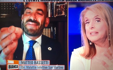 But f *** ulo should be ashamed.  Passetti explodes against Boralevi.  And then Cestacio on TV