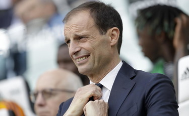 Payments from abroad.  The anti-money laundering alarm goes off for mister Allegri's bets