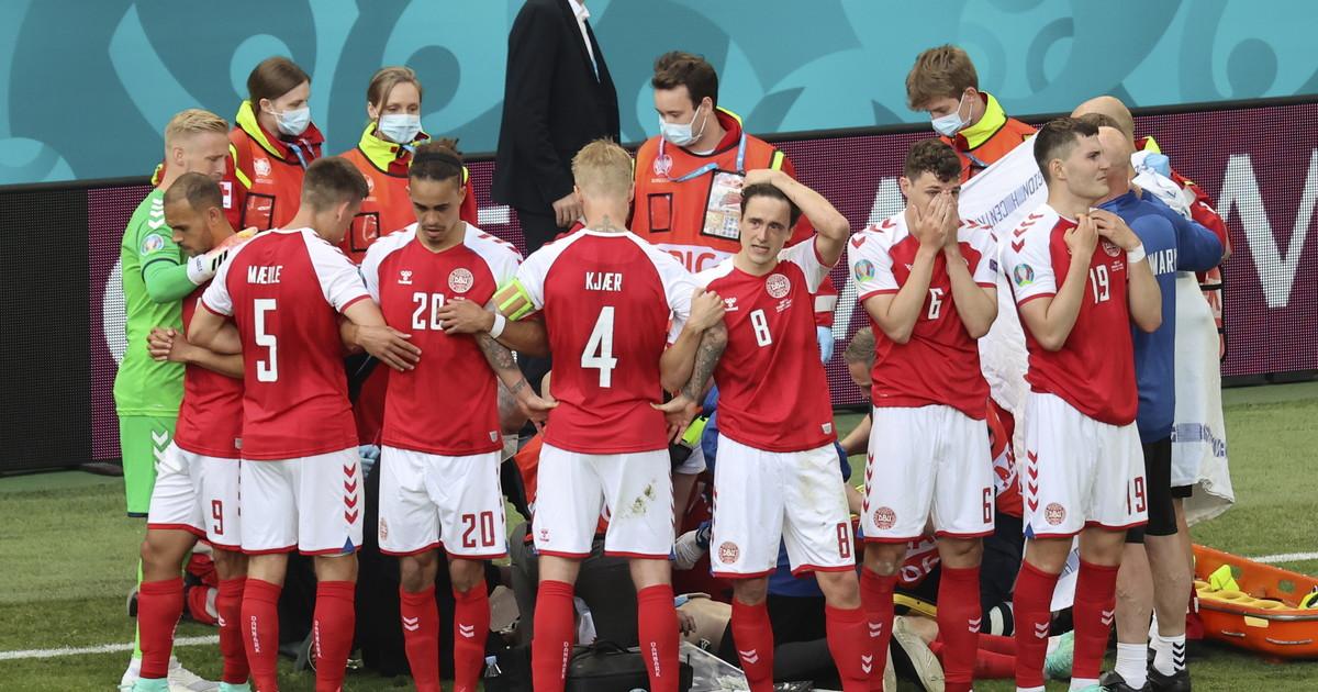 Euro2020, dramma sfiorato per Eriksen: il nostro cuore fermo con quello di  Chris – Il Tempo