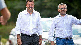 Salvini Can't Be Cured: Trips to Lita and Serena, Mission Against Citizenship Income