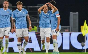 Lazio-Fiorentina 1-0, decide un gol di Pedro...