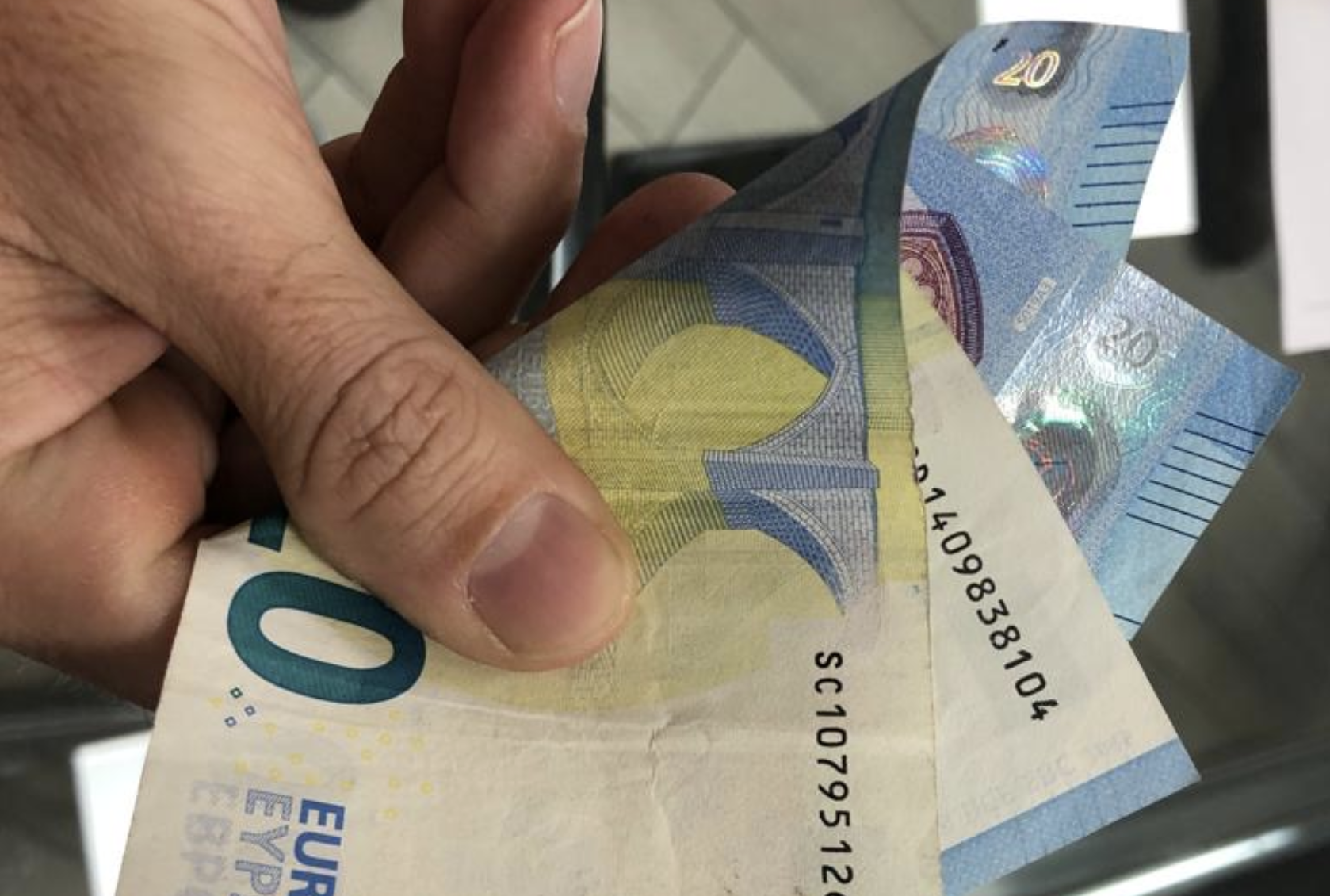 Word of Pasquale Tridico: we are filling the Italians with money